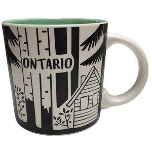 Indigo Provinces of Canada Collection Ontario Mug